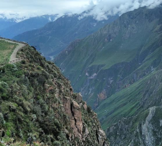 wycieczka do Kanionu Colca w Peru