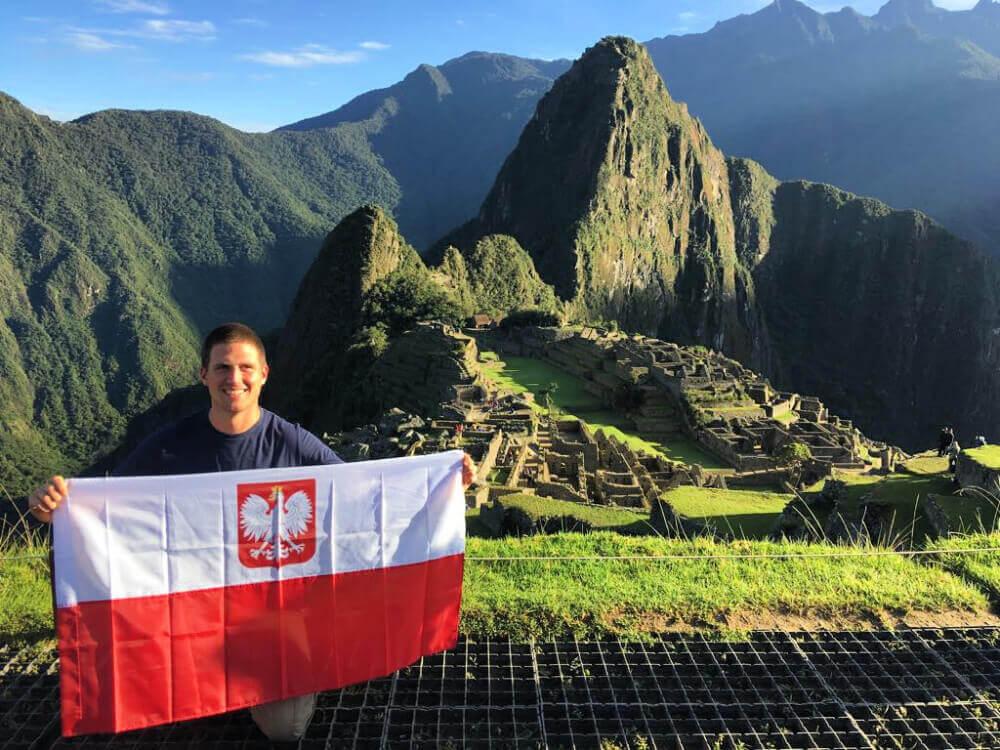 Paweł Wilk Peru Machu Picchu