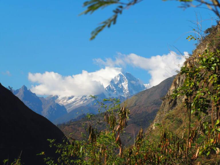 peruwiańskie szczyty trekking