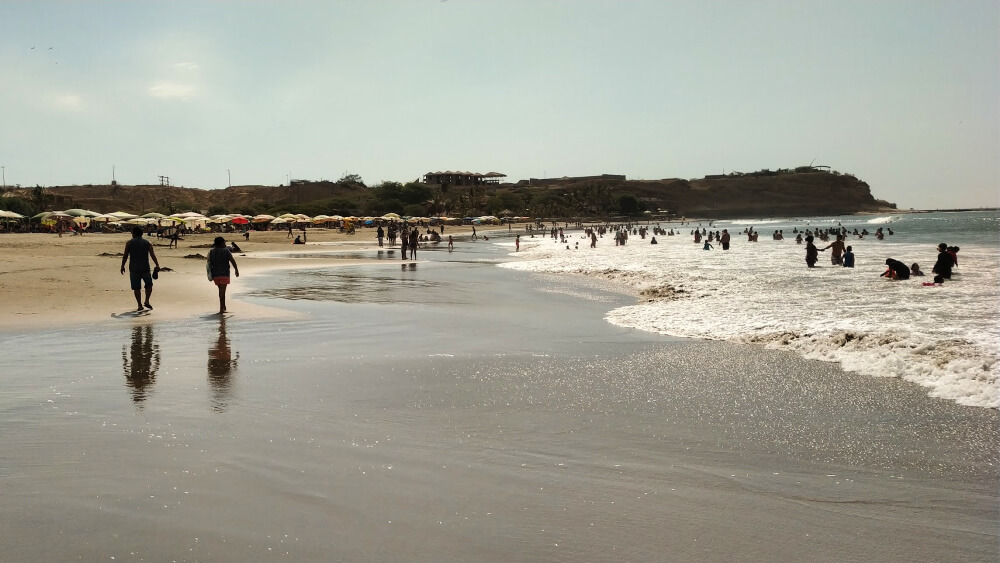 plaża punta valera