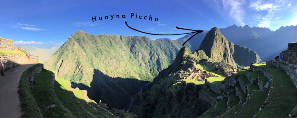 huayna pichu trekking