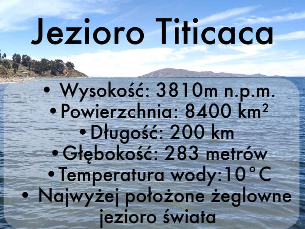 Jezioro titicaca ciekawostki