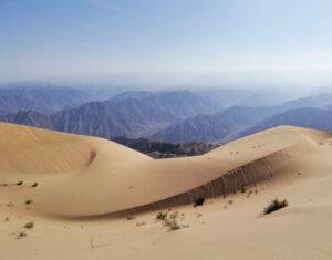 Costa duna blanca nazca