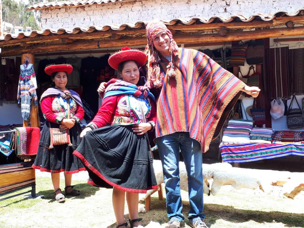 Pawel Wilk Święta Dolina Inków Peru
