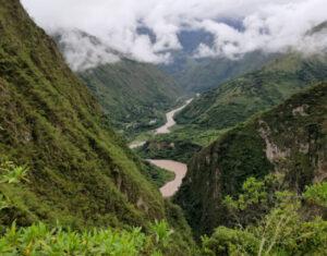 hidroelectrica trekking wycieczka do peru