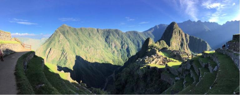 wakacje w Peru Maczupikczu.