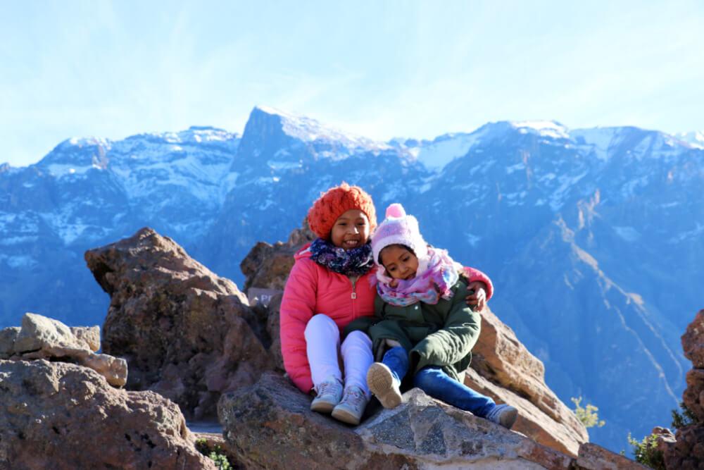 peruwiańskie dzieci