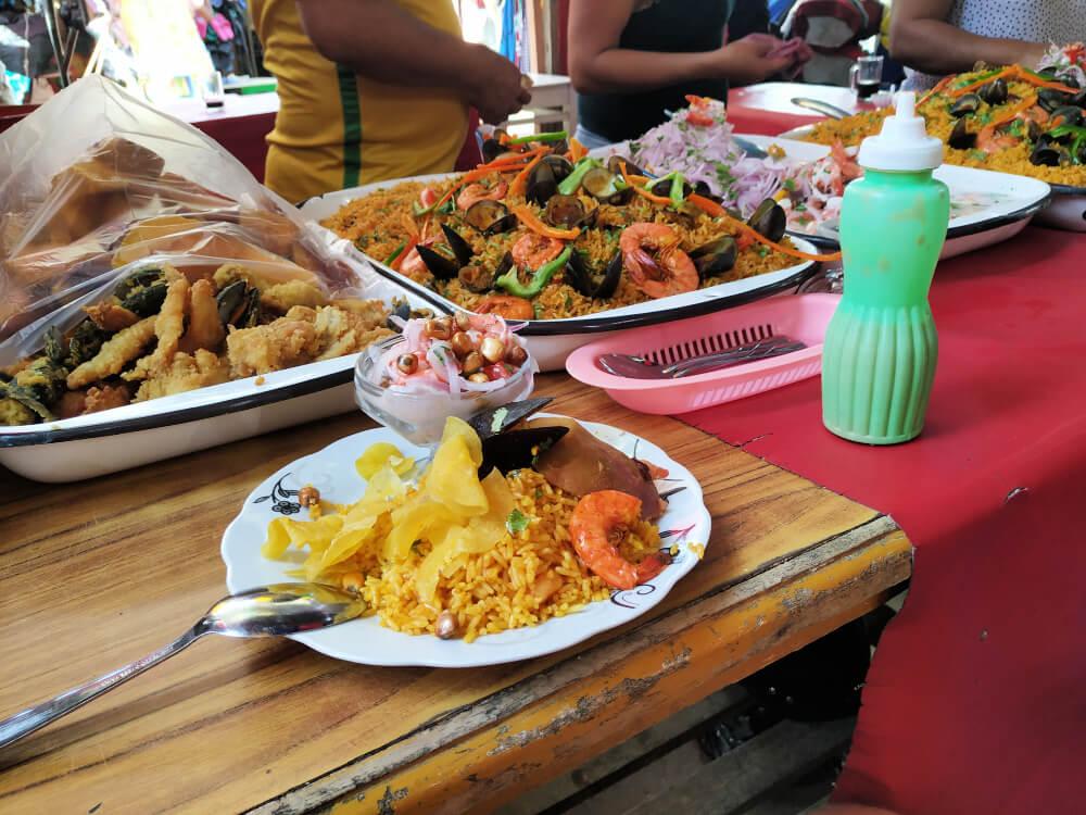 peruwiańska kuchnia