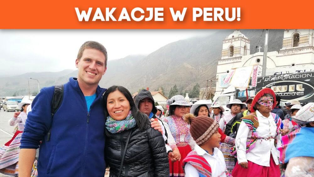 wakacje w peru