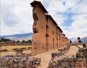 Raqchi świątynia Wiracocza