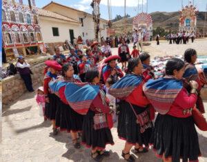 peru wycieczka indianie w chinchero