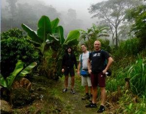 peru wycieczka dżungla do Machu Picchu