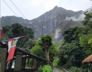 Trekking Hidroelectrica