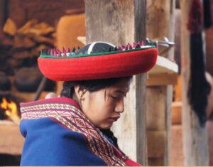 wyprawa peru indianka chinchero