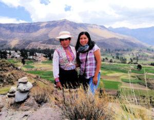 Peru wyprawa kanion colca