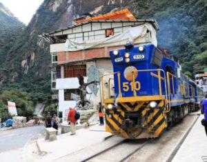 machu Picchu tren turistico