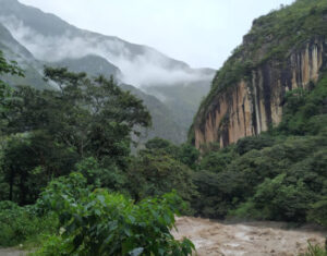6. Machu Picchu Trekking.