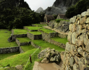 machu Picchu calles plazas