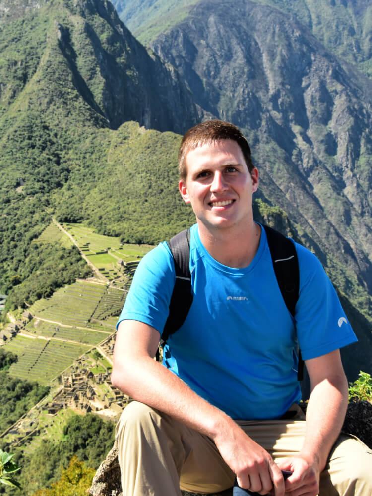 Pawel Wilk Machu Picchu Peru
