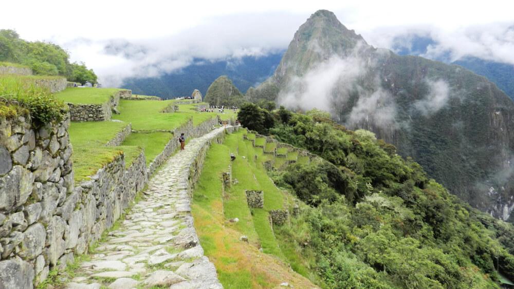 Machu Picchu państwo inków