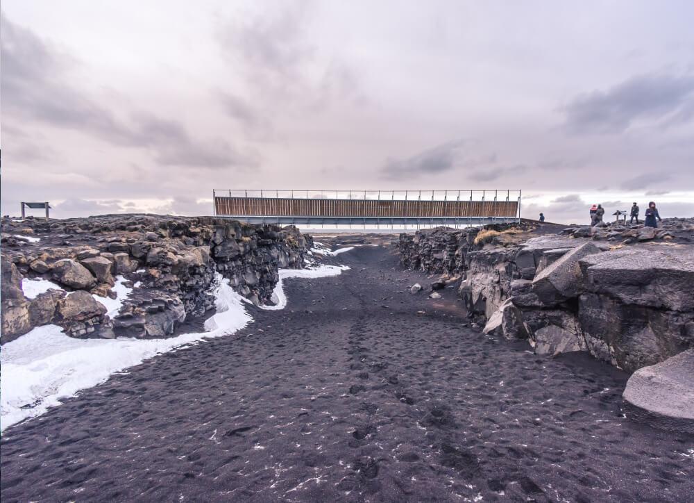 Islandia płyty tektoniczne