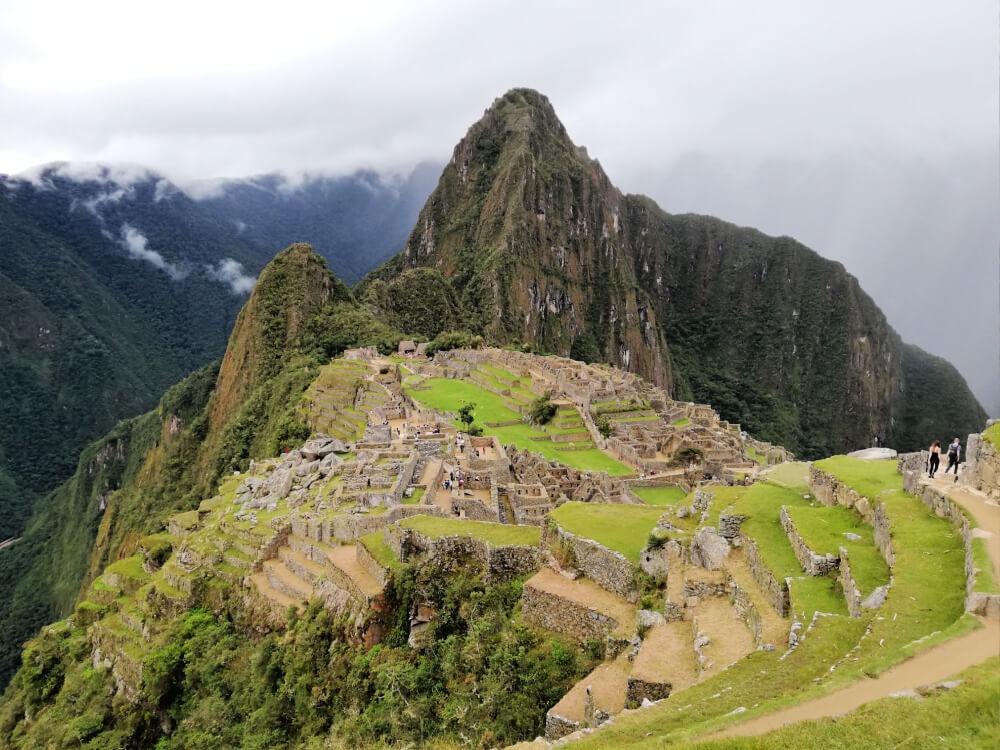 machu picchu maczupikczu w Peru