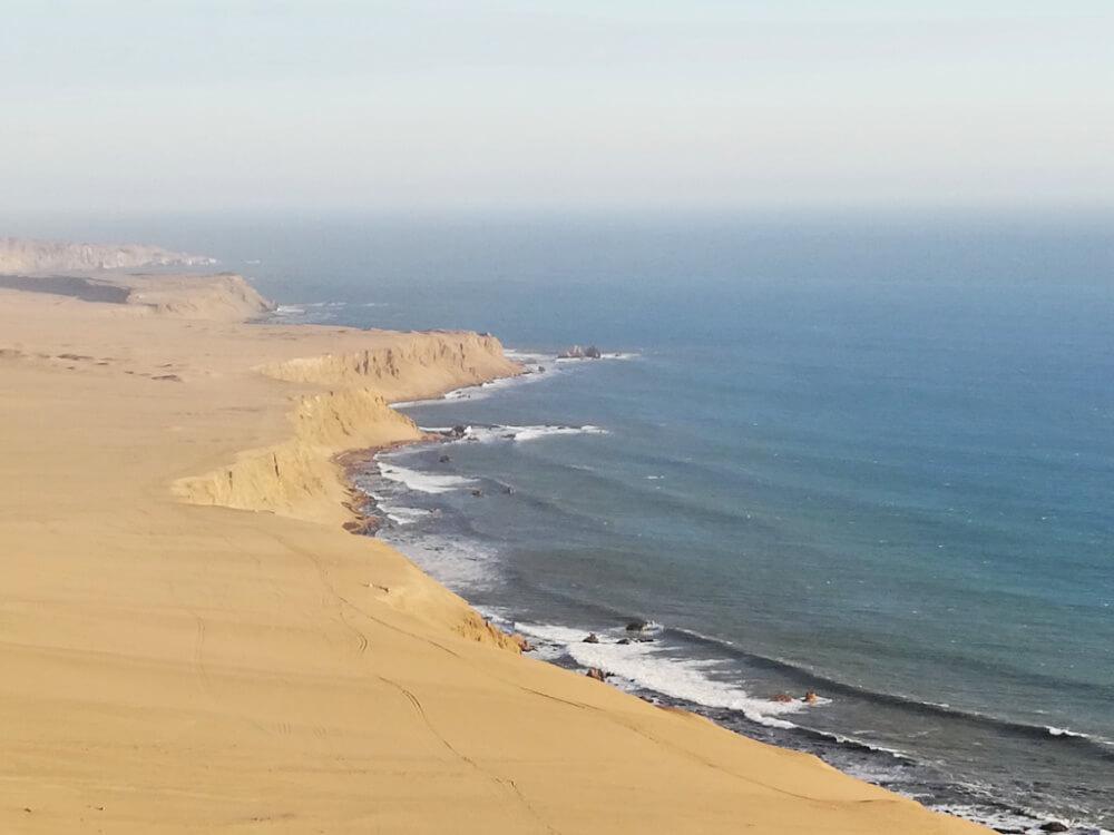 klimat na wybrzeżu peru